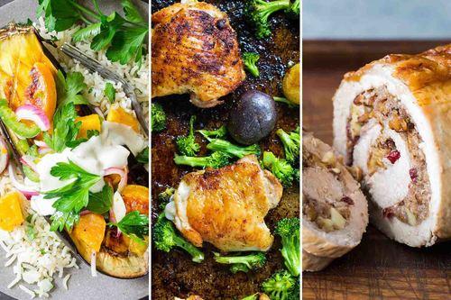 Meal plan for october week 4 simplyrecipes.com