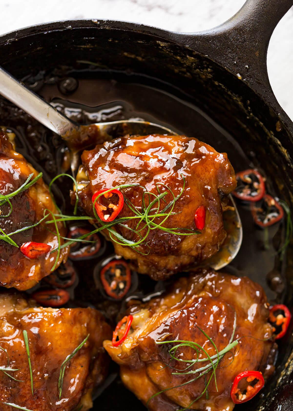 Vietnamese Coconut Caramel Chicken | RecipeTin Eats