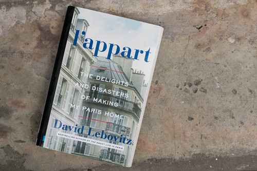 L appart book tour with david lebovitz