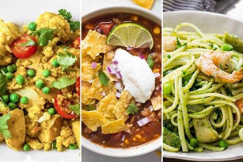 Meal plan for november week 1 simplyrecipes.com