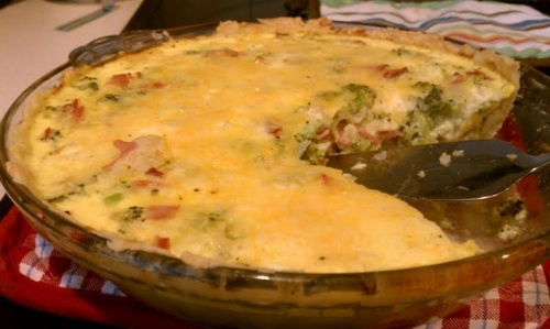 Broccoli quiche recipe genius kitchen