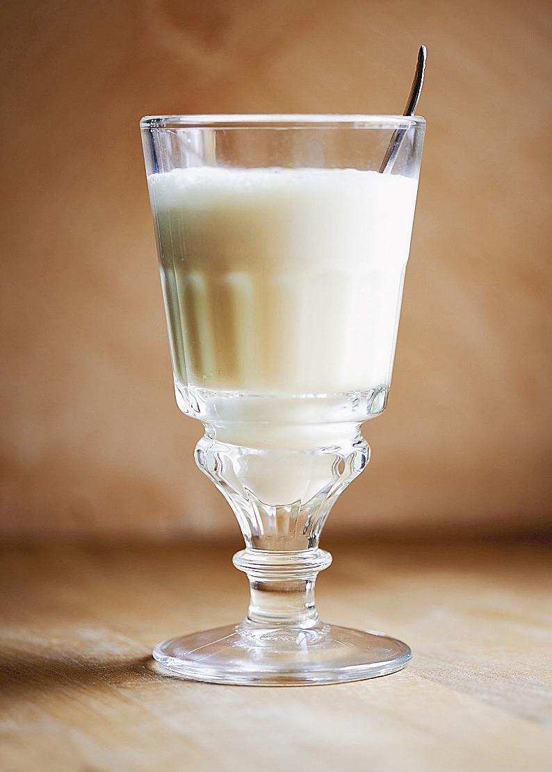 Rezept: Most-Crème | NZZ Bellevue
