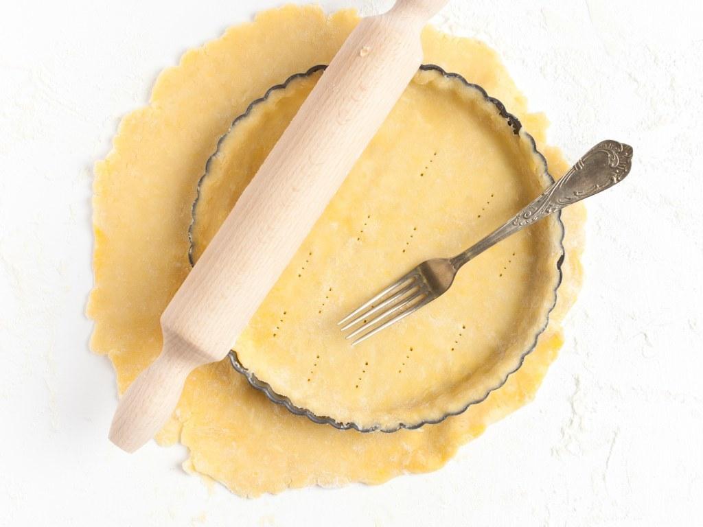 Pâte à tarte (sans gluten)