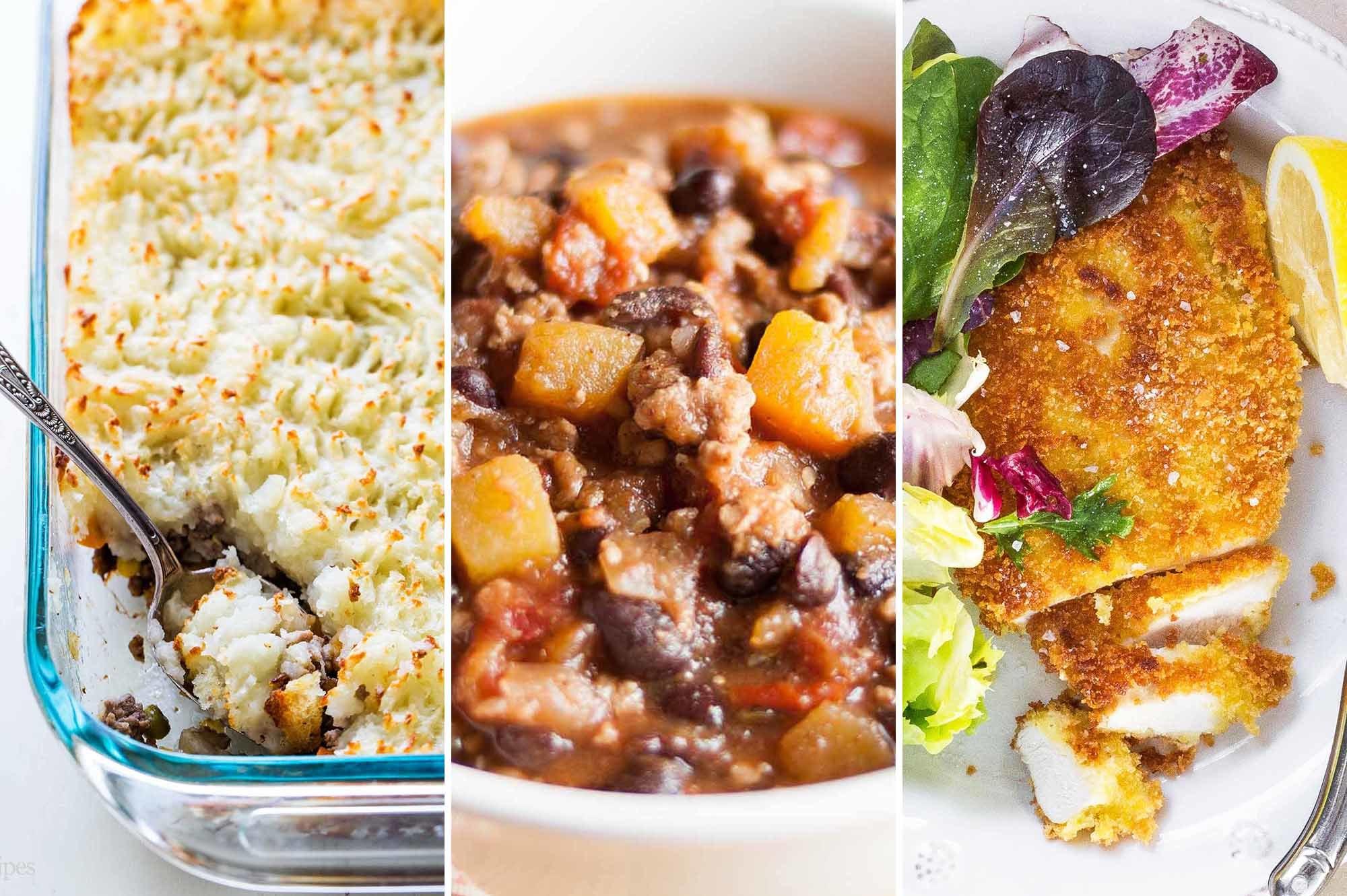 Meal Plan for November Week 2 | SimplyRecipes.com