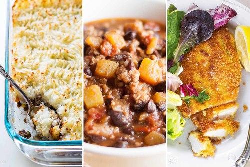 Meal plan for november week 2 simplyrecipes.com