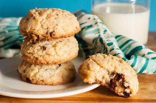 Coconut chocolate chip cookies recipe simplyrecipes.com