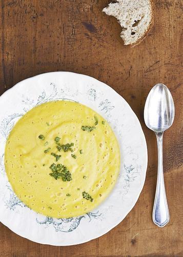 Rezept ruebli suppe mit ingwer nzz bellevue