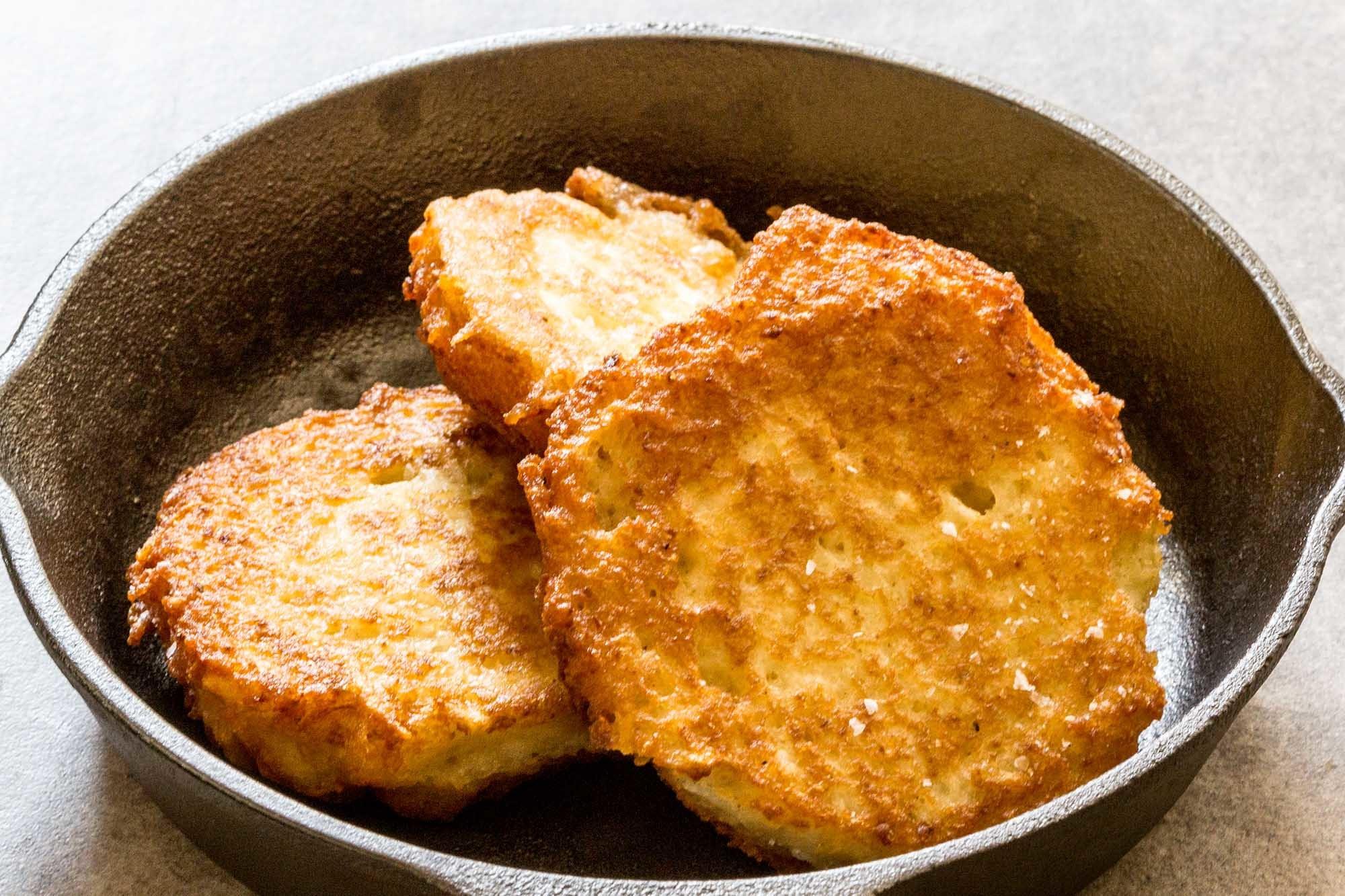 Potato Latkes Recipe | SimplyRecipes.com