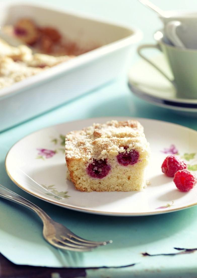 Rezepte: Himbeer-Kuchen | NZZ Bellevue