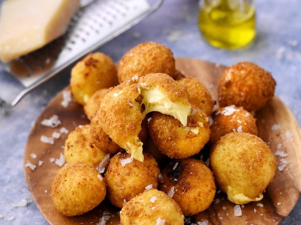 Croquettes au Parmesan (Italie)
