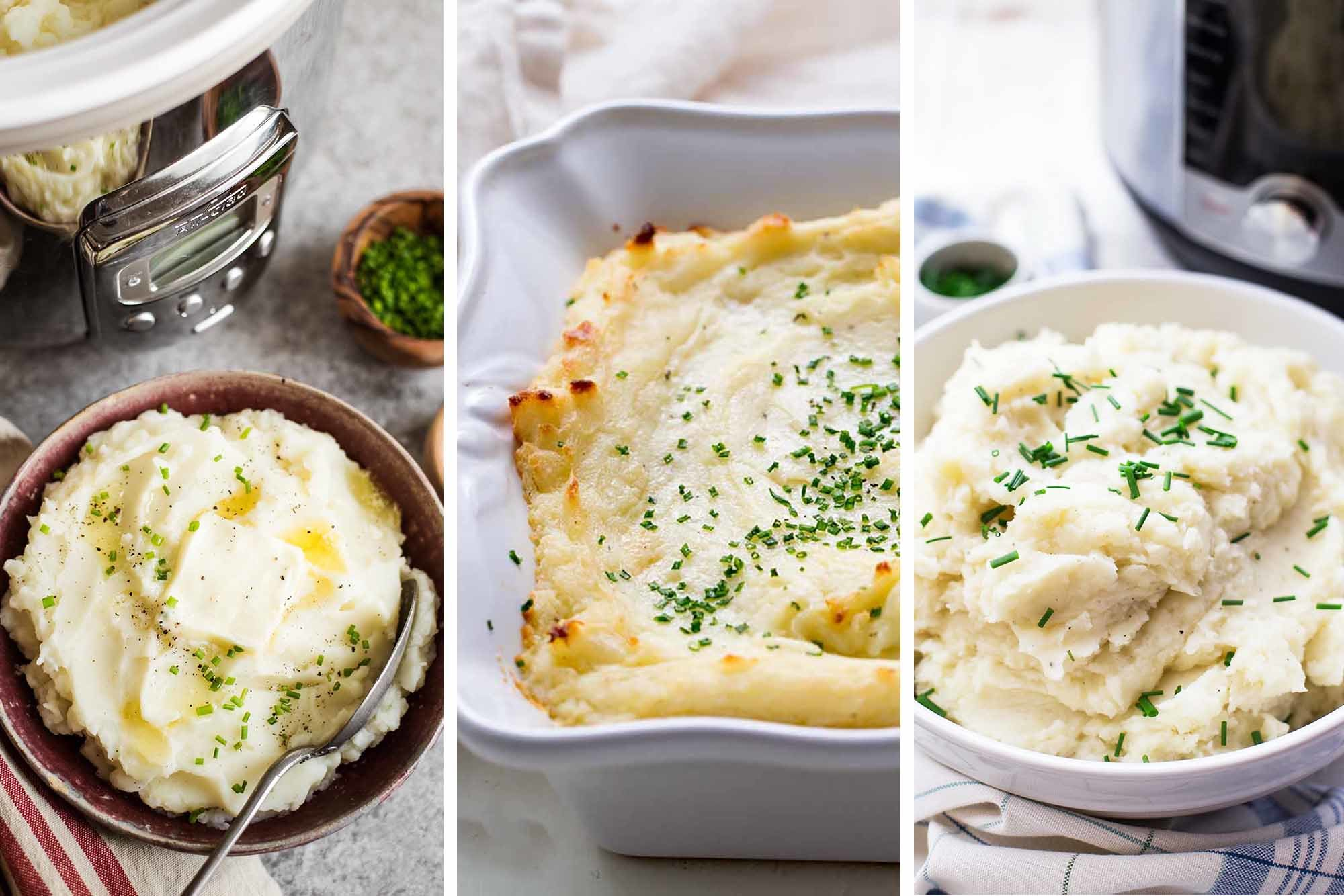 4 Ways to Make Classic Mashed Potatoes on Any Schedule   SimplyRecipes.com