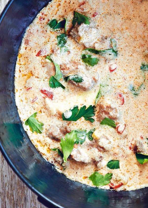 Rezept: Lammfleisch in Kokosmilch | NZZ Bellevue