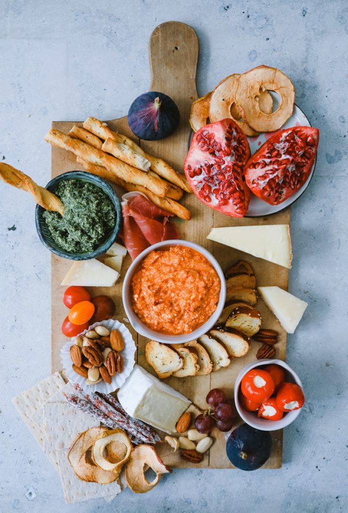 Selbstgemachte Brotchips und Dip | Zucker, Zimt und Liebe