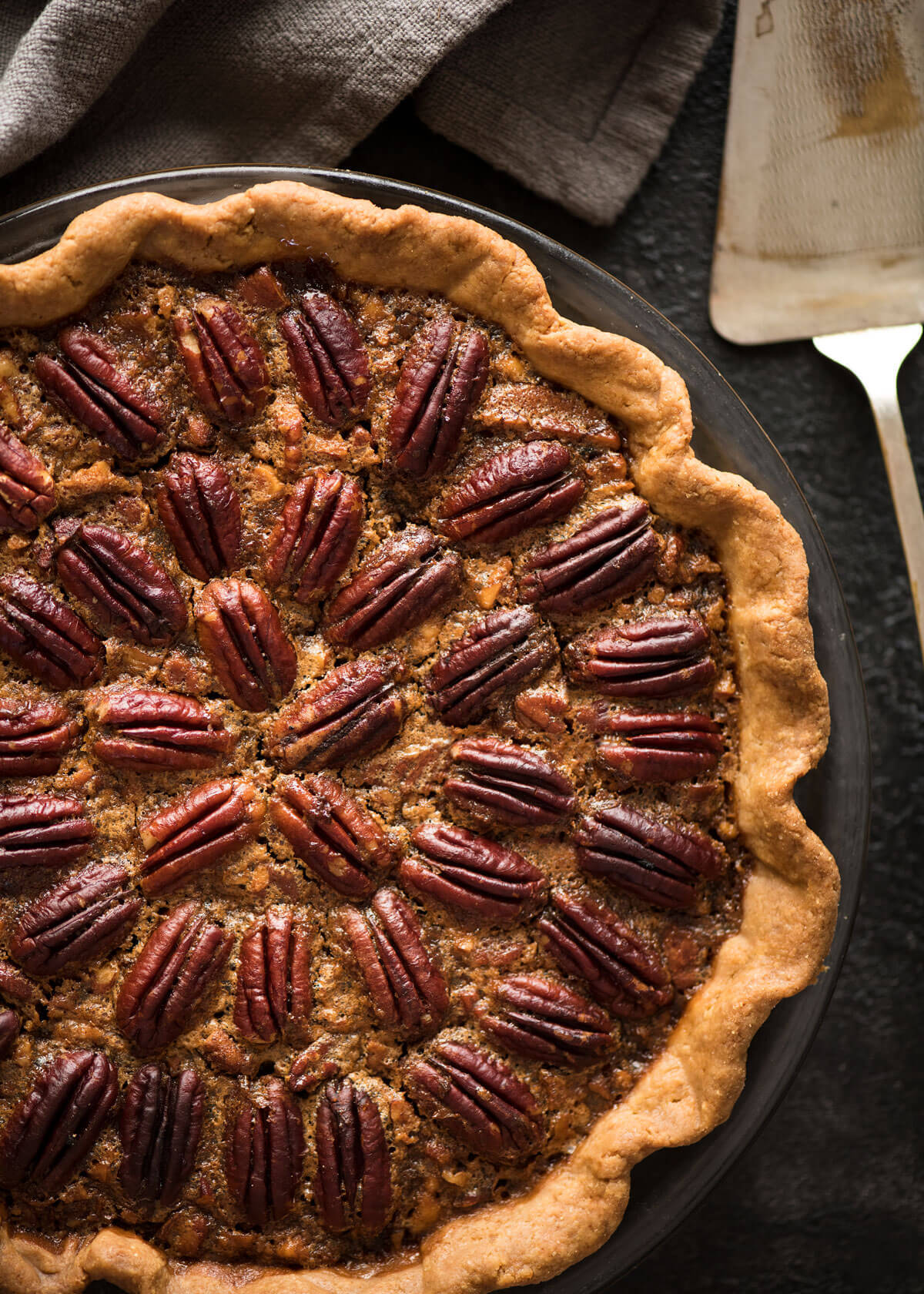 Pecan Pie | RecipeTin Eats