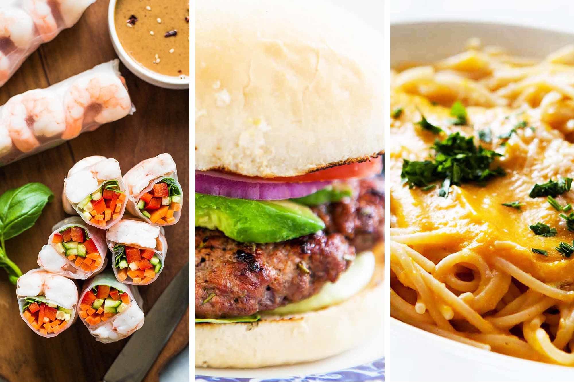 Meal Plan for November Week 3 | SimplyRecipes.com