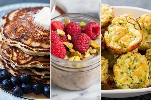 7 easy breakfast recipes for thanksgiving morning simplyrecipes.com