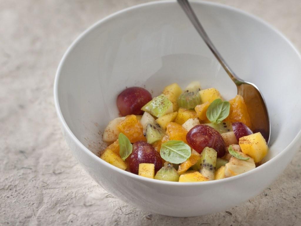 Salade de fruits hivernale