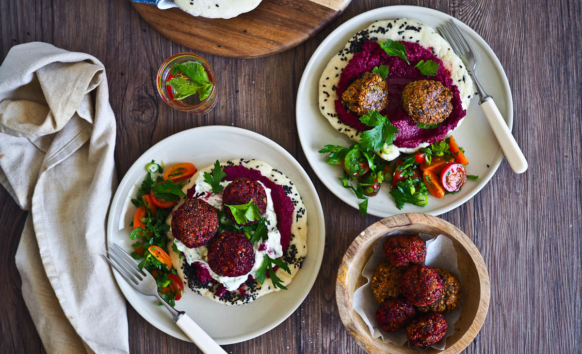 How To Make The Perfect Falafel From Scratch!