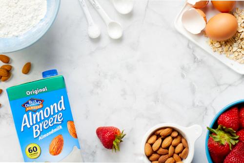 14 recipes to make with almondmilk simplyrecipes.com
