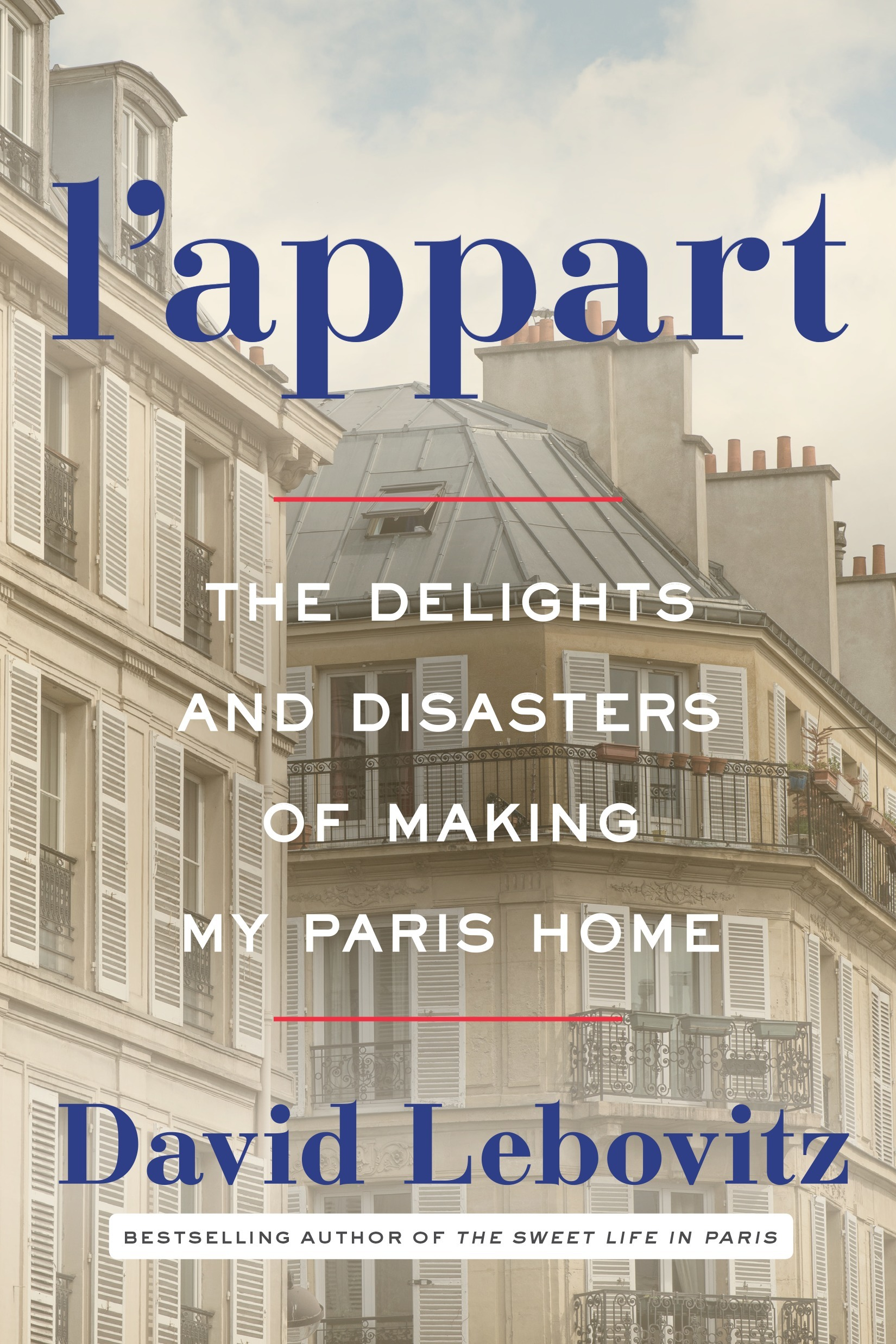 December and January Book Events and Paris Trip Giveaway!
