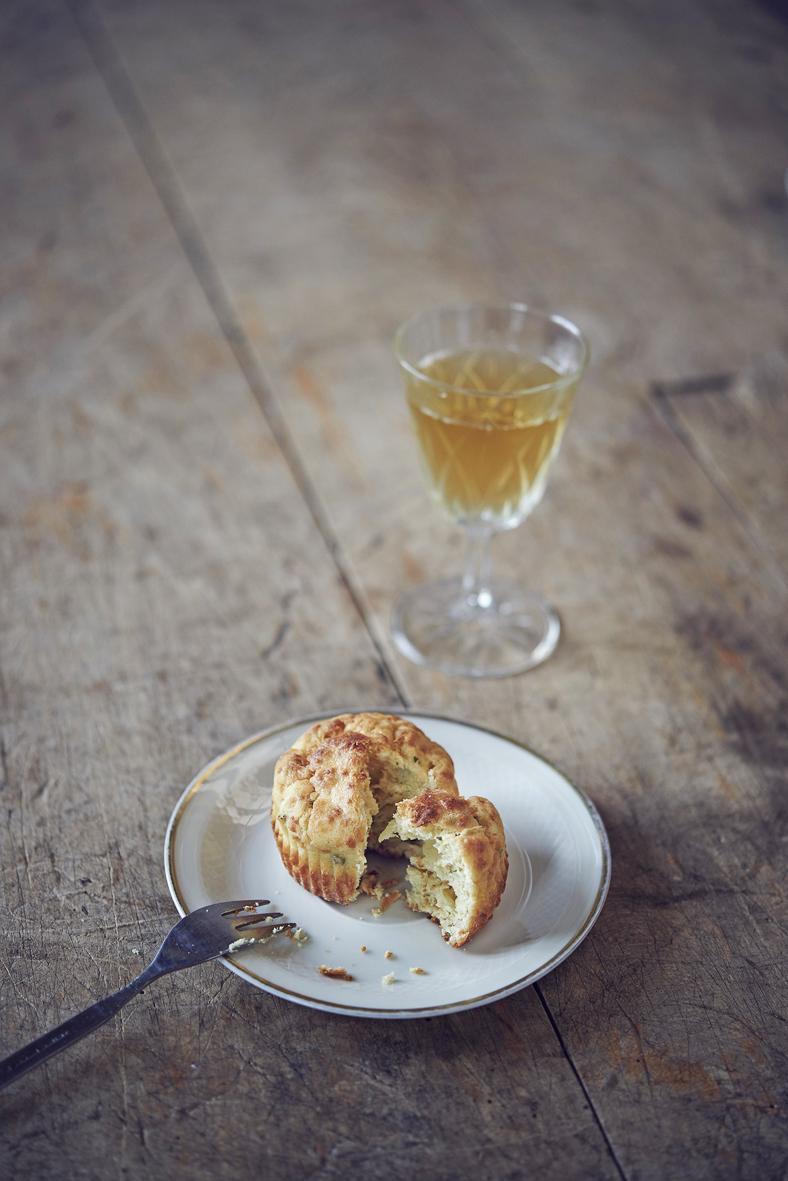 Rezept: Muffins mit Käse und Rosmarin | NZZ Bellevue