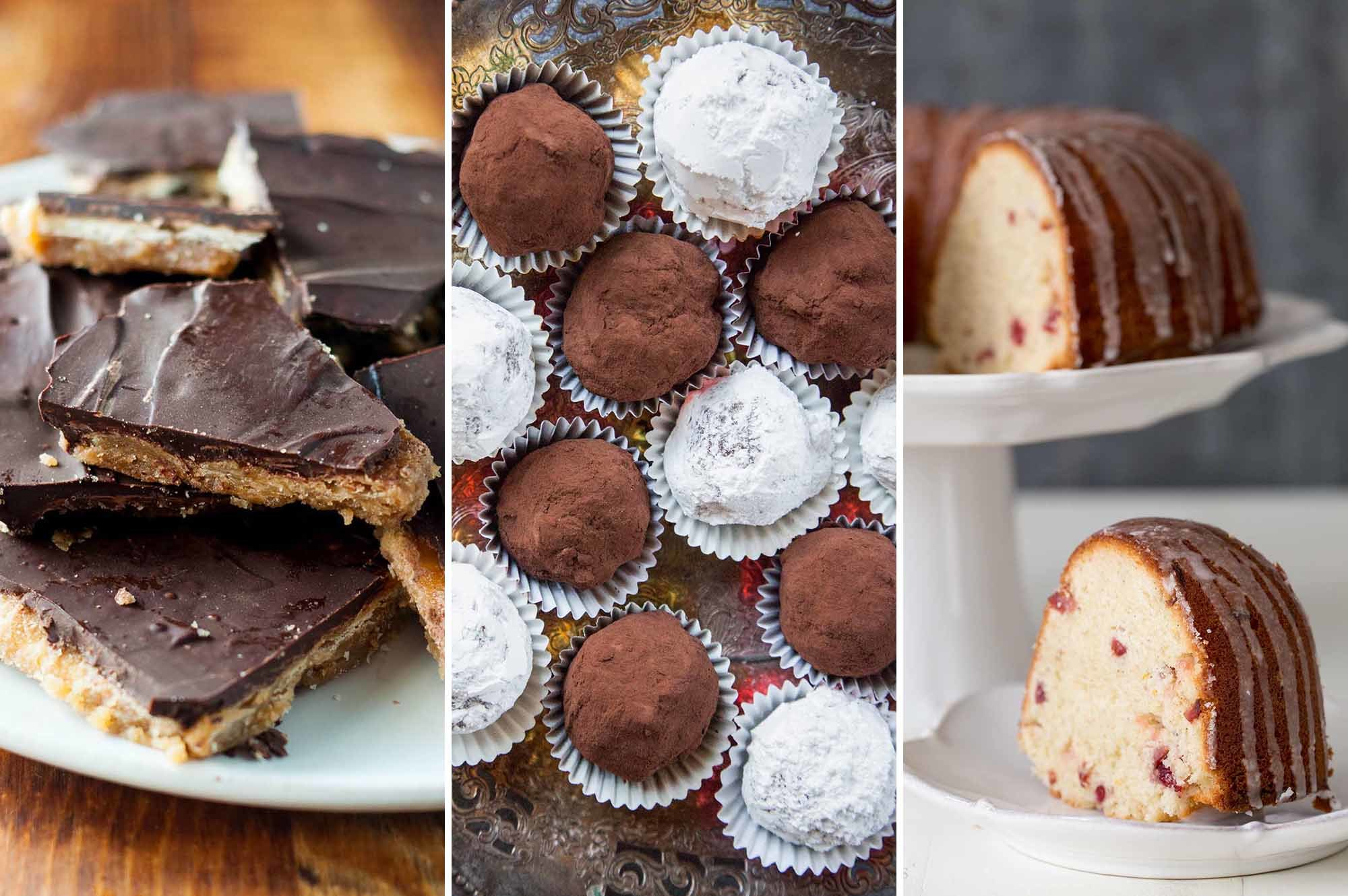 10 Best Desserts to Take to a Holiday Party   SimplyRecipes.com