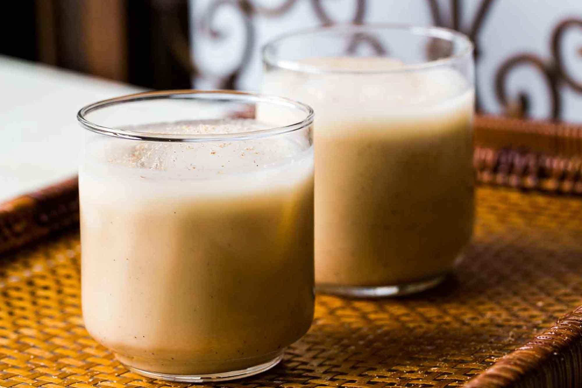 Coquito (Puerto Rican Coconut Eggnog) Recipe | SimplyRecipes.com