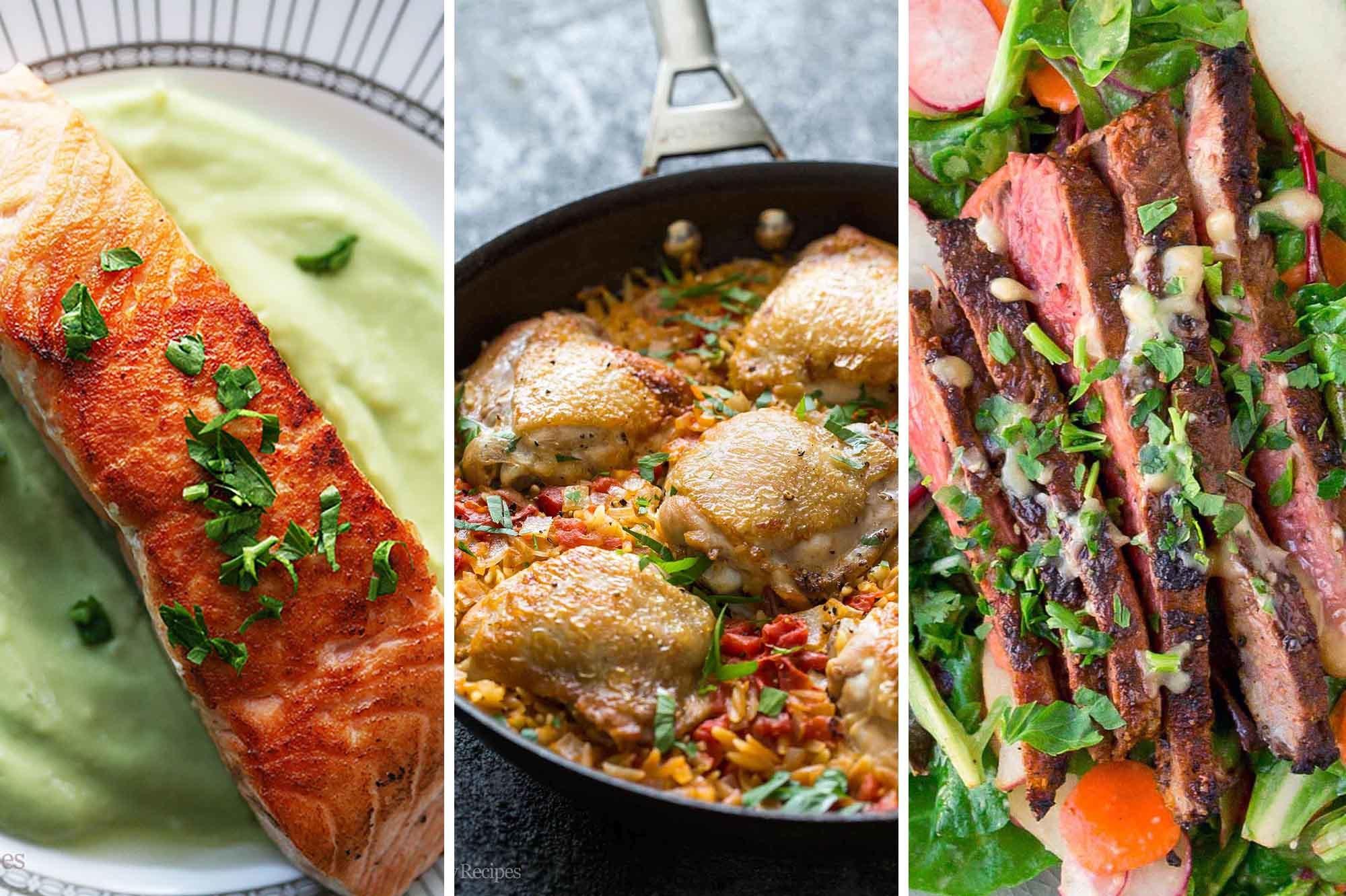 Meal Plan for December Week 2 | SimplyRecipes.com