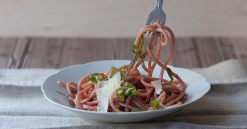 Besoffene spaghetti kraut und ruben