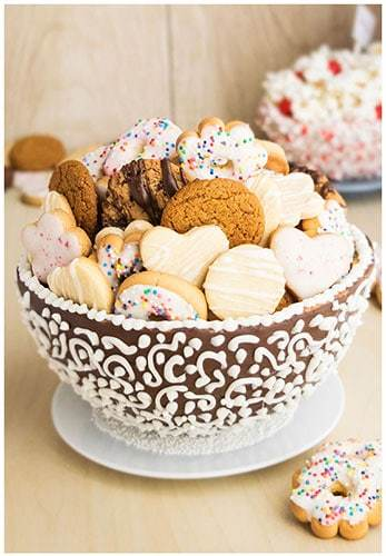 How to Make Cookie Bowls