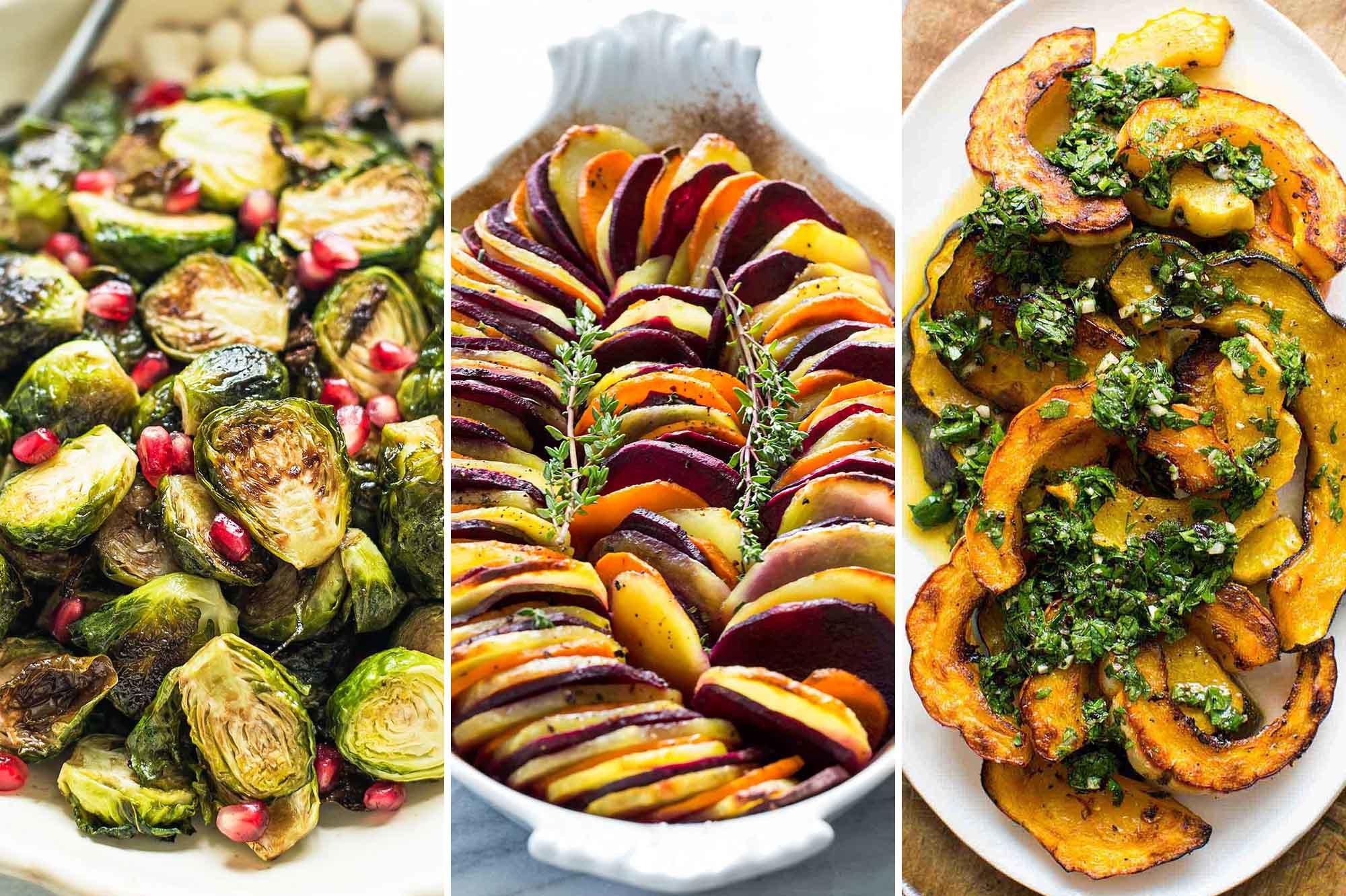 10 Best Side Dishes to Serve with a Holiday Roast | SimplyRecipes.com