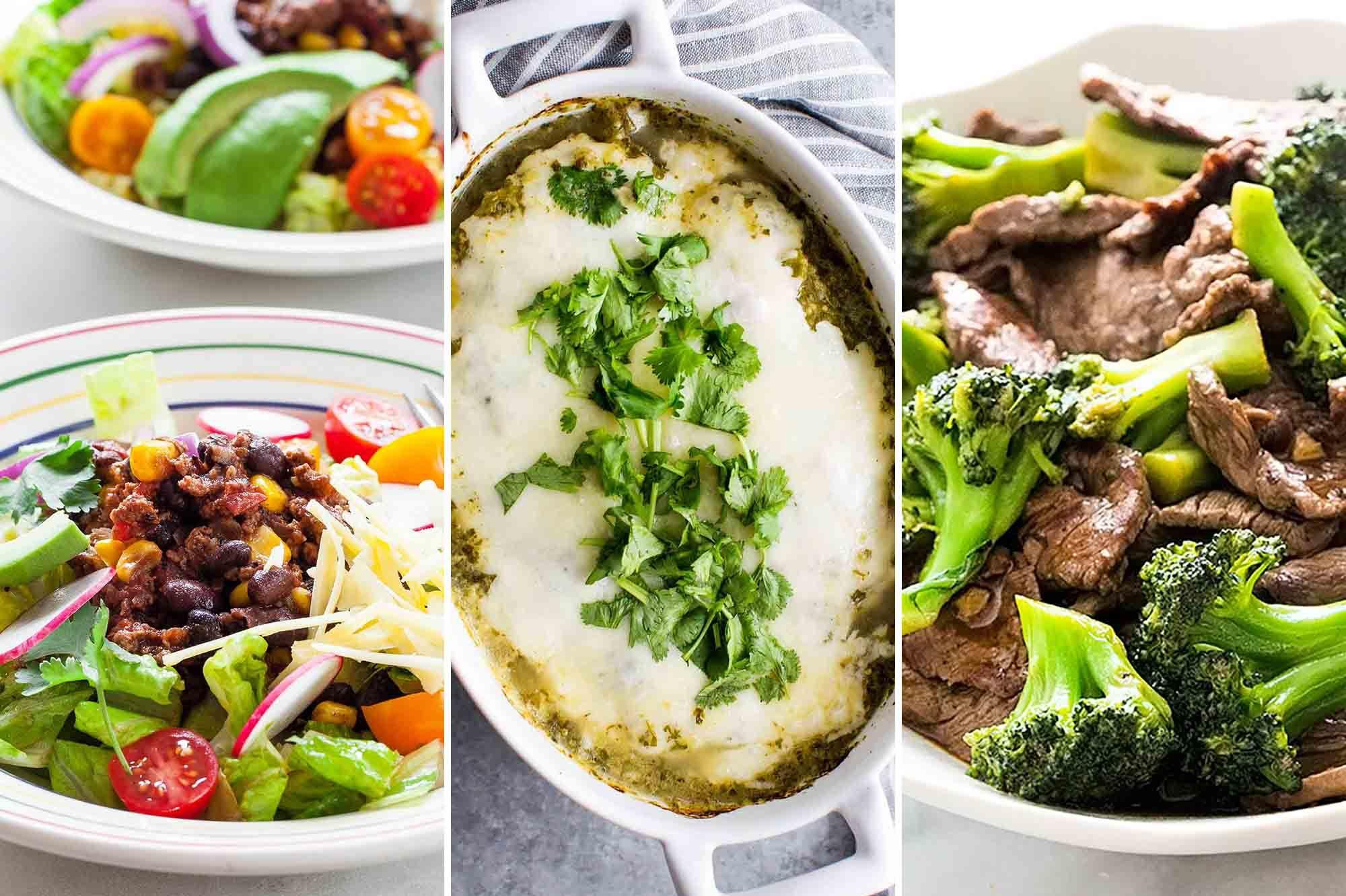 Meal Plan for December Week 3 | SimplyRecipes.com