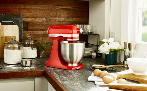 Kitchenaid mixer david lebovitz cookbook library giveaway