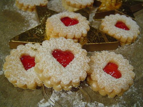 Butterplatzchen weihnachtsplatzchen