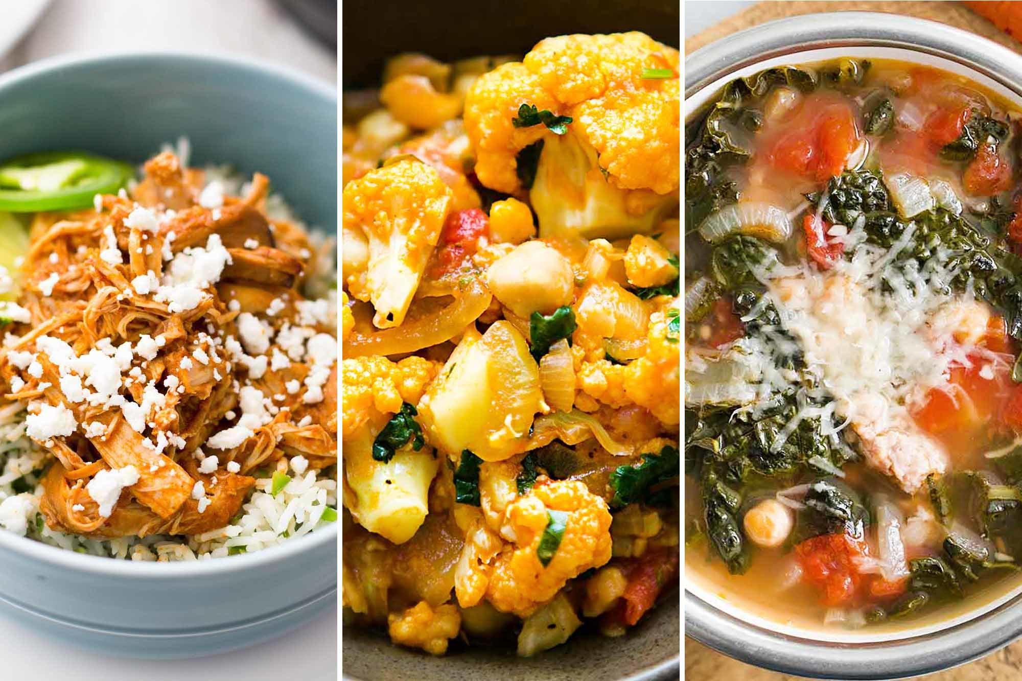 Meal Plan for December Week 4 | SimplyRecipes.com