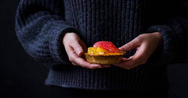 Crème brûlée mit Zitrusfrüchten - Kraut und Rüben