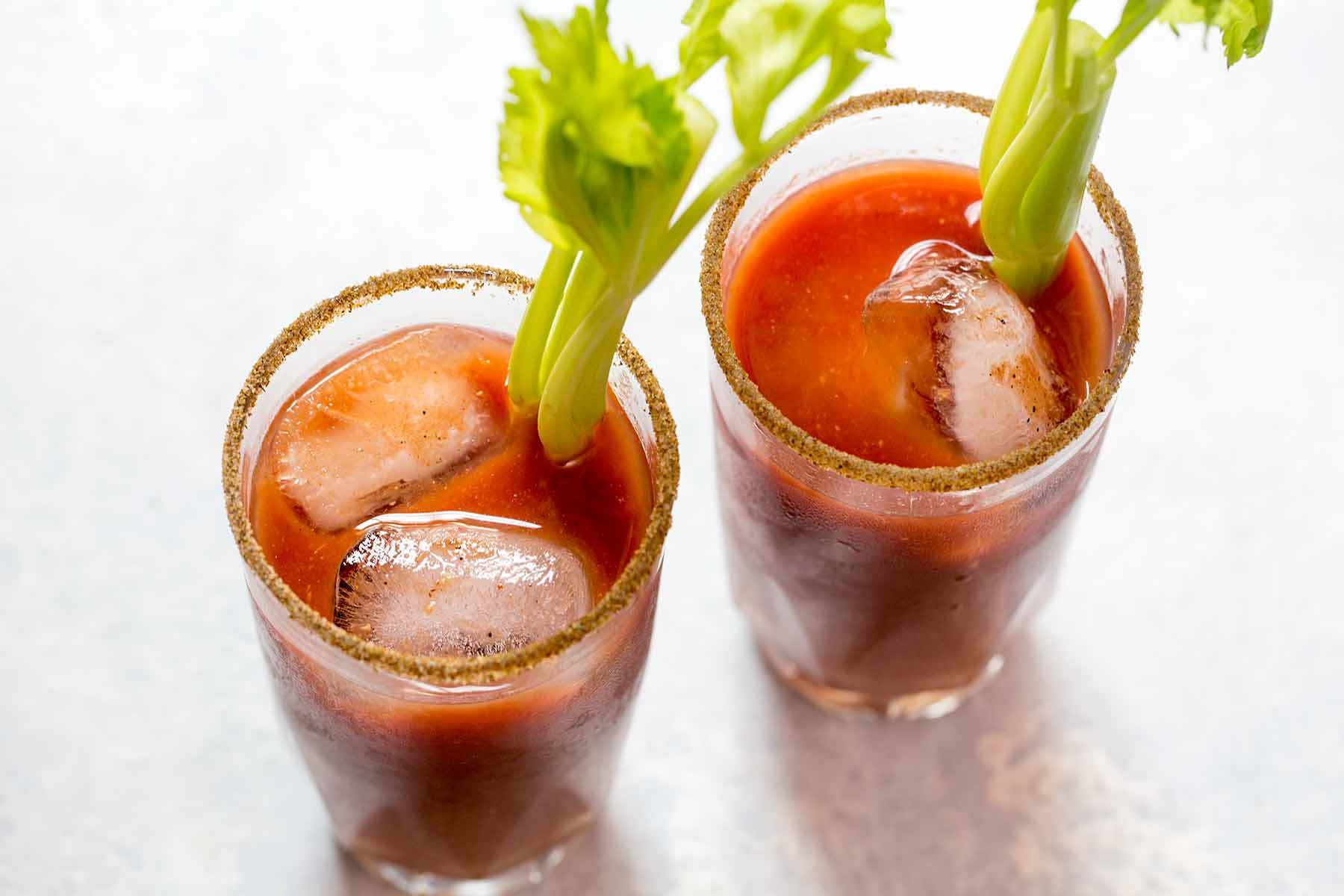Bloody Mary Recipe | SimplyRecipes.com