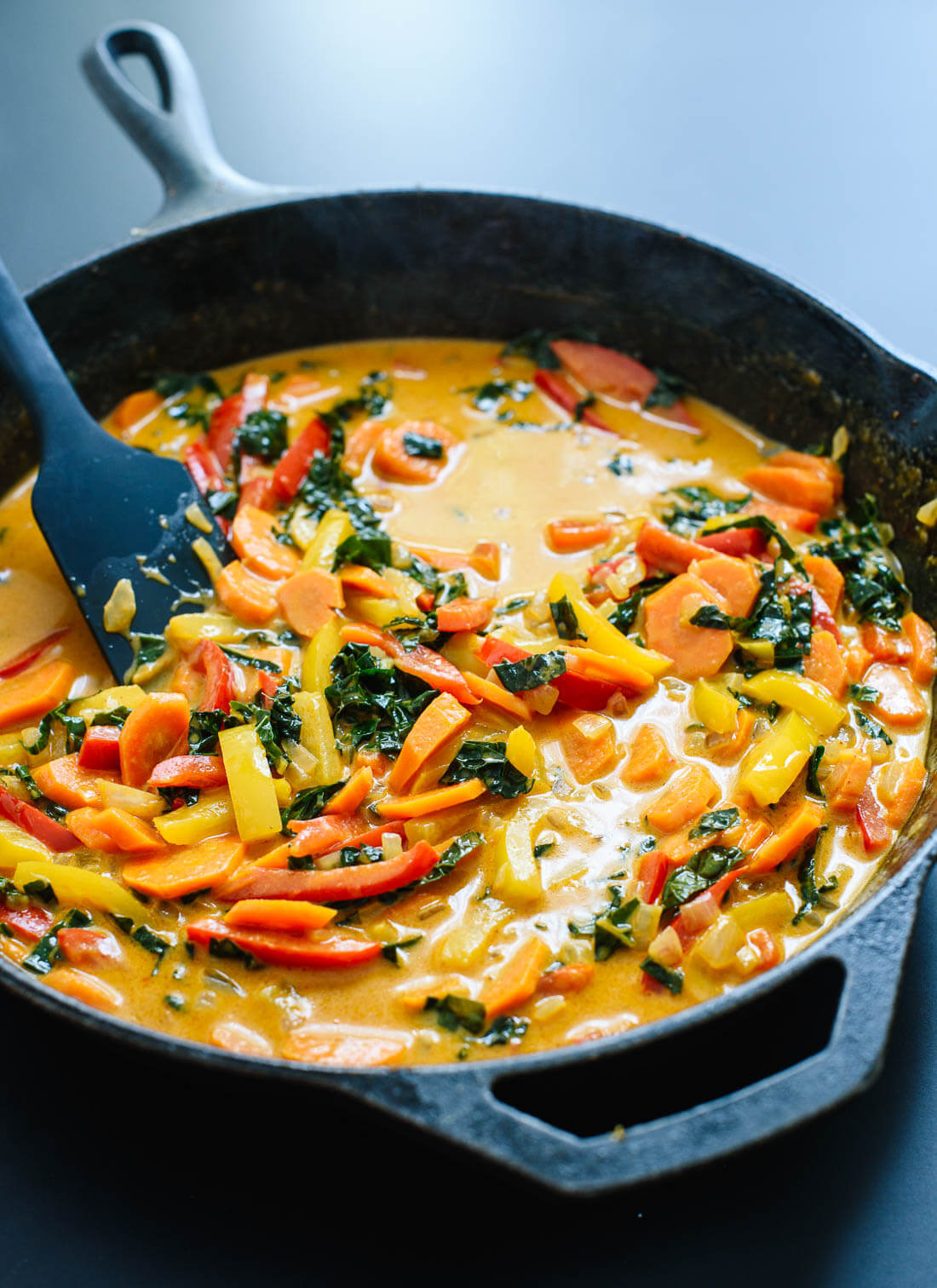 Thai Red Curry Recipe with Vegetables - Cookie and Kate