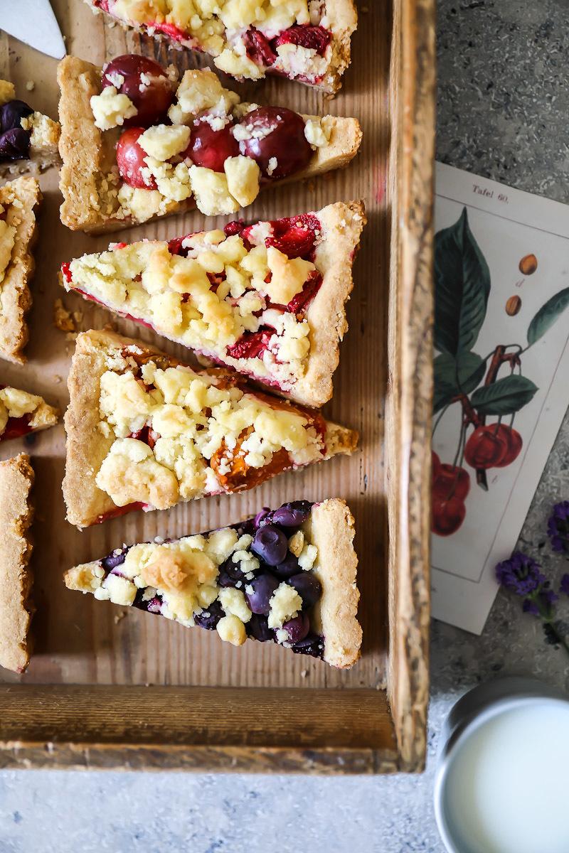 Bestes Streuselkuchen Rezept | Zucker, Zimt und Liebe
