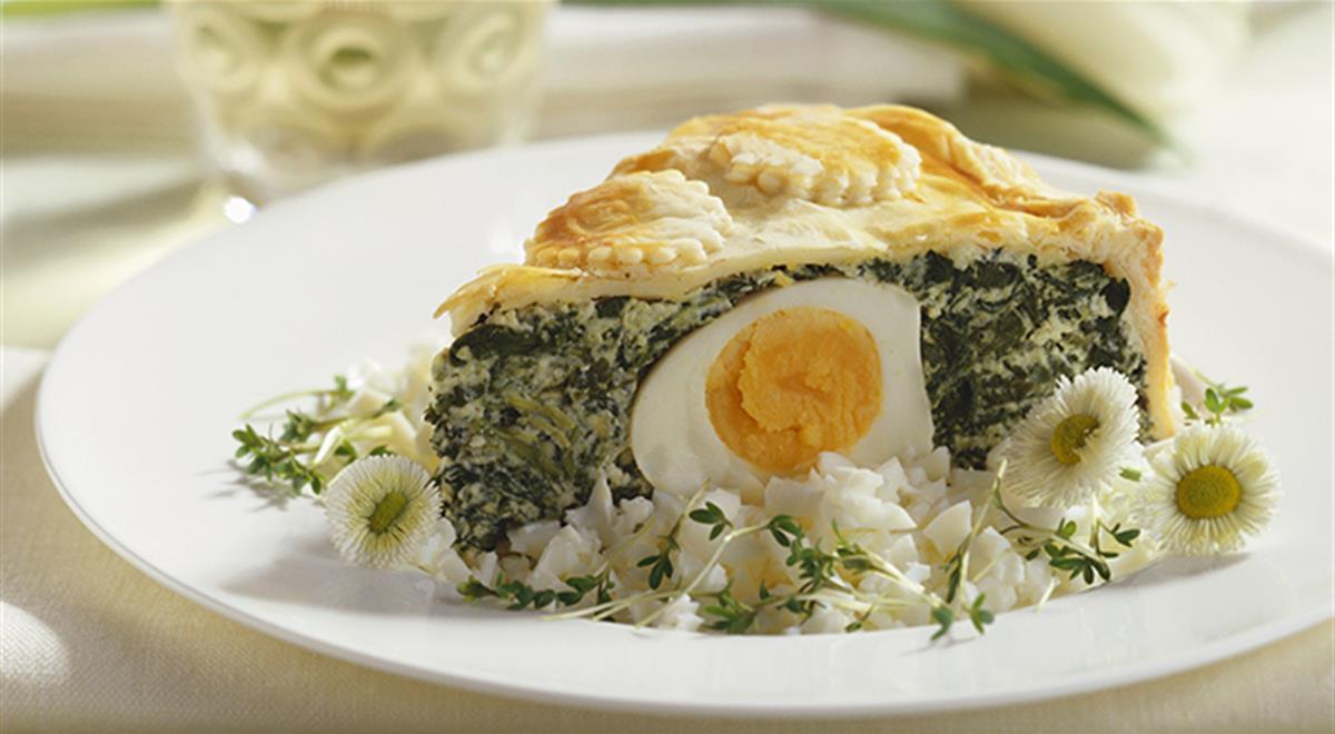Italian Easter Pie (Torta Pasqualina)