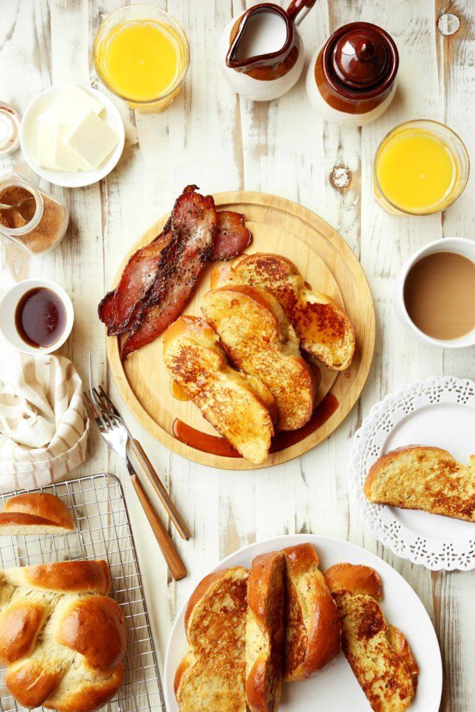 Lavender Brioche French Toast | Joy the Baker