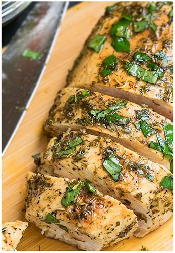 Greek Chicken Marinade
