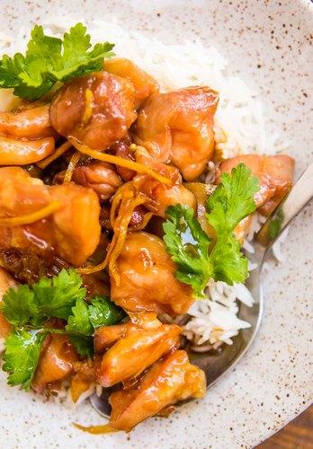 Vietnamese caramel chicken