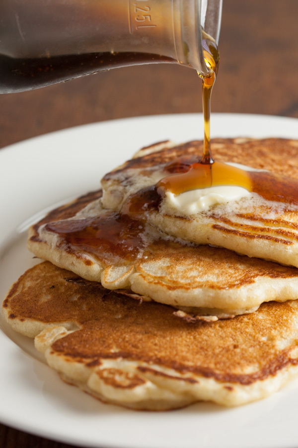 Perfect Sourdough Pancakes Recipe