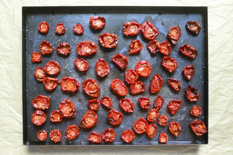 Slow-Roasted Tomatoes Recipe | Chocolate & Zucchini