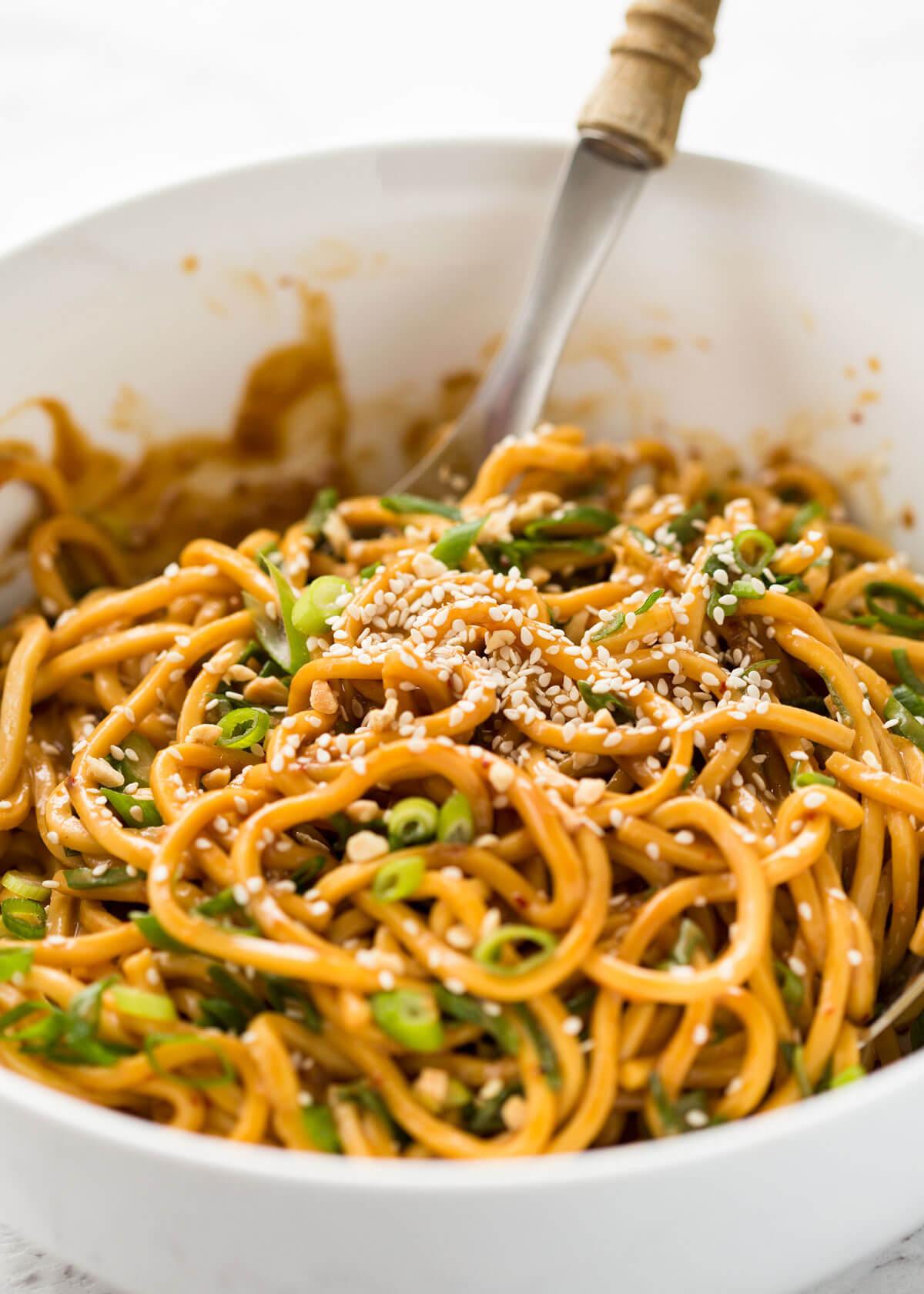 Sesame Noodles | RecipeTin Eats