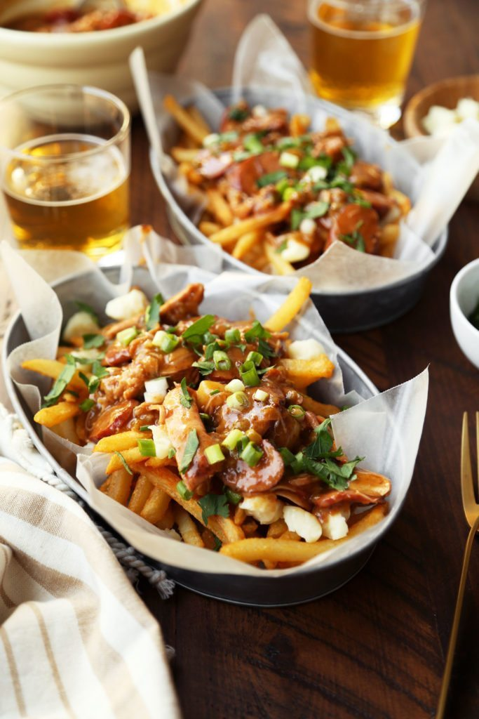Gumbo Poutine | Joy the Baker