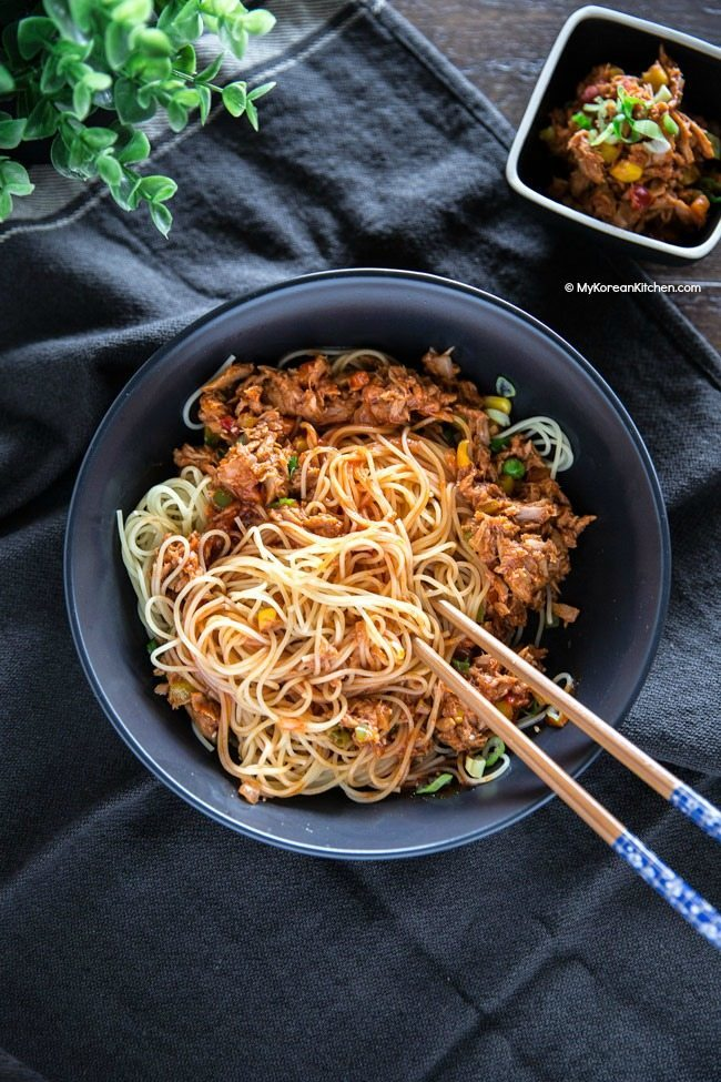Multipurpose Korean Spicy Tuna - My Korean Kitchen