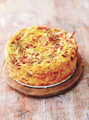 Carbonara cake | Jamie Oliver