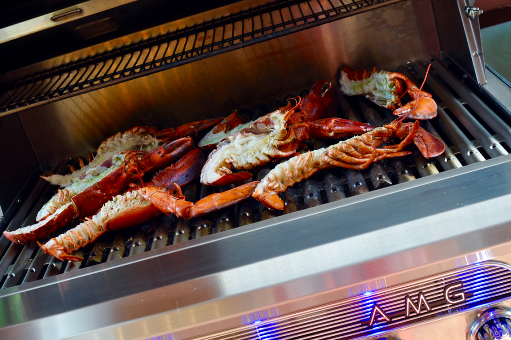 Smoked Lobster | GrillinFools